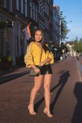 What I Wore on the Streets of Amsterdam