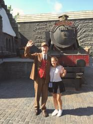 Harry Potter Universal Studio Hollywood