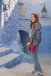 Morocco Travel Diary- Chefchaouen, the blue pearl