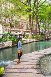 San Antonio Riverwalk: Well worth a visit, even if you're not a tourist!