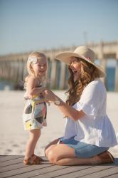 Trend Spin Linkup & Mamas & Minis Collective - Vacation Wear