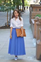 Fashion Week Day II: The Carrie Skirt