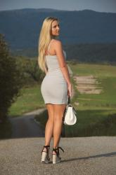 Little grey dress