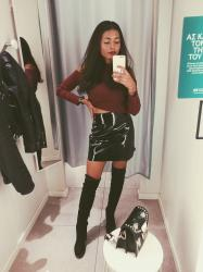 The Vinyl Trend / fitting room tales