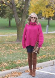 Spotlight Weekly Link-Up I Week 212: Leopard Print…