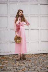 A Seventies Vision in Pink