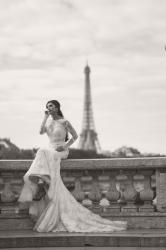 Our Dream Wedding in France and Paris Wedding Photos