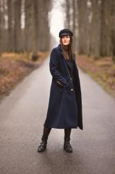 Lookbook #2 le manteau long