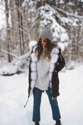 Embracing Winter Style