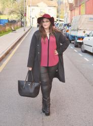 Outfit of the day ~ Total look Taille-Plus - Curvy Girl