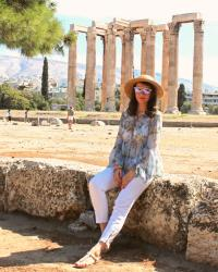 My Big GREEK holidays  -  ATHENS  part III