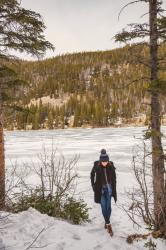 Visiting Rocky Mountain National Park in the Winter