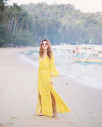 LONG DRESS IN PORT BARTON, PHILIPPINES