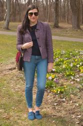 {outfit} Springtime in Chanel