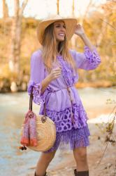 Boho look by Nunu Santander