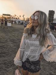My honest review of Coachella w/ Apollo Sunnies