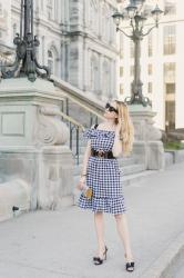 Gingham Joe Fresh