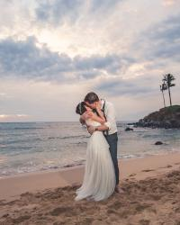 10 Year Vow Renewal in Maui