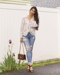 Spring Ruffles & Florals