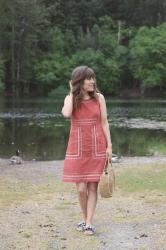 Summer Dress with Aventura Clothing