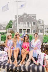 My Nantucket Travel Guide with Lilly Pulitzer & White Elephant