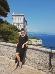 Monaco, holiday in French Riviera