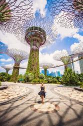 A Singapore Icon – Gardens by the Bay (Pics, Tickets, Hours, & Tips)