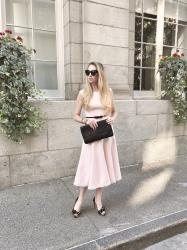 Thinking Pink in Eliza J
