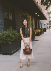 Transitioning from Summer to Fall with Ann Taylor
