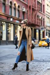 What I'm Wearing (and Buying) for Fall