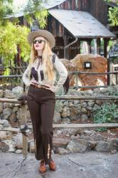 Autumn Cowgirl