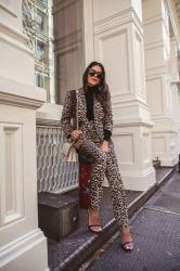 5 Ways to Wear Leopard This Fall
