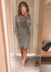 Sale Style Picks and a few fitting room snapshots