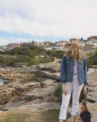 Two Weeks Down Under: Coogee to Bondi Beach, Sydney