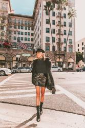 Why I love to wear faux fur coats during Fall and Winter + best styles to buy and wear