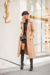 How to wear a trench coat in 2018