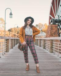A Plaid Piece to Make Your Winter Wardrobe Complete