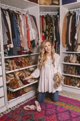 3 Quick Steps To Purge Your Wardrobe