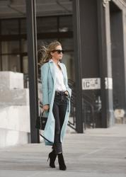 One Outfit: Three Coats (Including, your favorite of the three)
