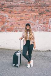 4 Airplane Outfit Ideas