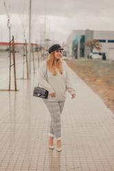 Gray Day; with Lookbook.