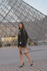 My Louis Vuitton Show Outfit That Can Double As Your Next Date Outfit