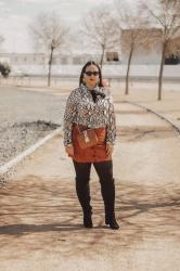 Trendy chic; with Shein & El espejo te dice guapa.
