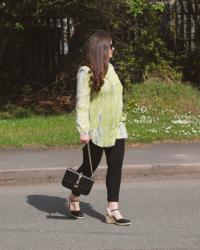 Fairtrade Tie Dye Blouse Outfit