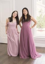 How We Shopped for Bridesmaids Dresses Online with Revelry