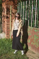 Culottes & Sneakers