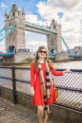 A Byers' Guide to London, England