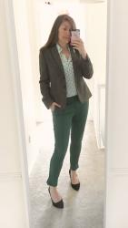 All the Old Greens (Workwear)