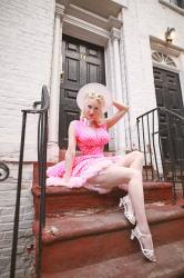 Dolly Sisters Pink || Wax Poetic in West Village