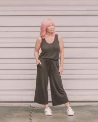 Jumpsuit Style: The Post That Almost Wasn't